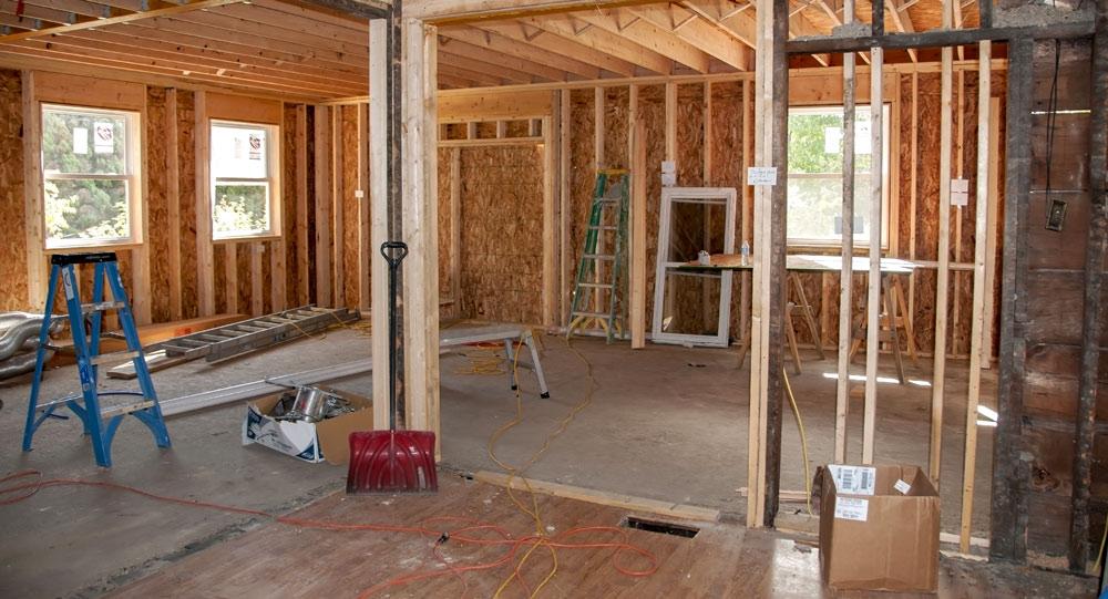 Rénovation appartement tout corps d'état