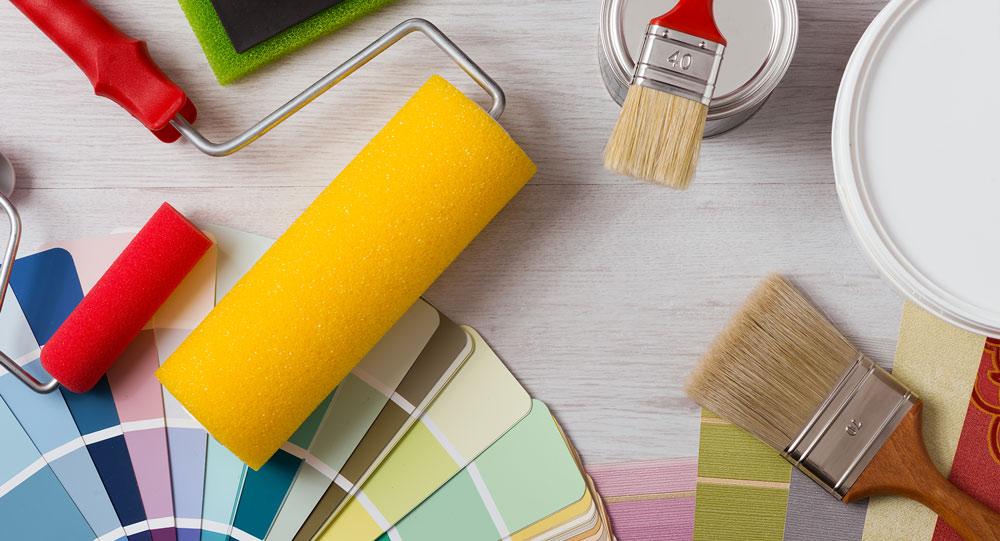 peintre appartement à Paris